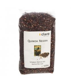 Quinoa noir BIO - 500g - Claro