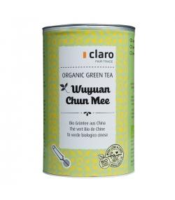 Thé vert BIO de Chine Wuyuan Chun Mee - 100g - Claro