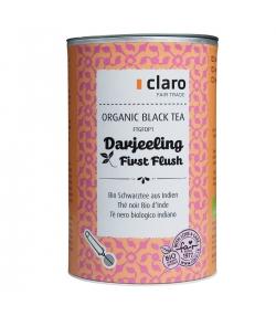 BIO-Schwarztee aus Indien Darjeeling First Flush - 100g - Claro