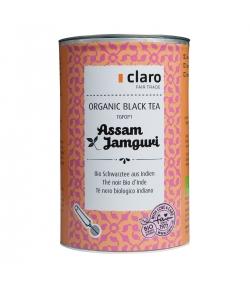 Thé noir BIO d'Inde Assam Jamguri - 100g - Claro