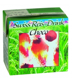 Boisson au riz choco BIO Swiss rice-drink - 500ml - Soyana