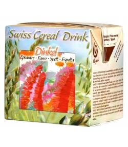 Boisson à l'épeautre BIO Swiss cereal-drink - 500ml - Soyana