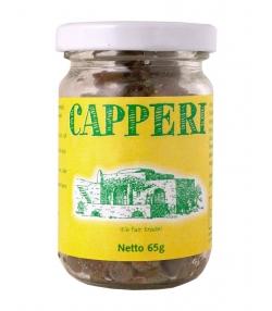 Câpres au vinaigre de vin blanc Pantelleria - 65g - Claro