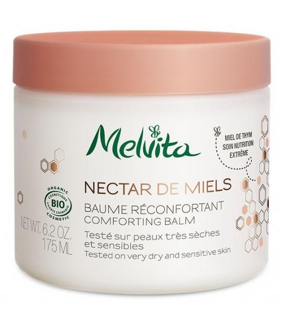 Beruhigender BIO-Körperbalsam Thymianhonig - 175ml - Melvita Nectar de Miels