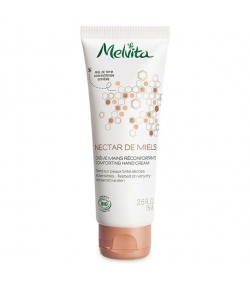 Crème mains réconfortante BIO miel de thym - 75ml - Melvita Nectar de Miels