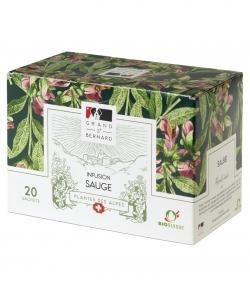 BIO-Kräutertee Salbei – 20 Beutel – Grand-St-Bernard
