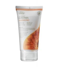 Gel douche naturel Harmony Bionatur mandarine & bois de santal - 150ml - Speick