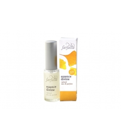 BIO-Eau de Parfum Essence Divine - 10ml - Farfalla