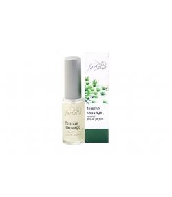 Eau de parfum BIO Femme Sauvage - 10ml - Farfalla