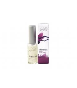Eau de parfum BIO Shandrani – 10ml – Farfalla