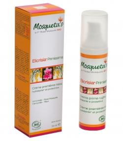Crème premières rides hydratante & protectrice BIO immortelle & rose musquée - Elicrisia Primissima - 50ml - Mosqueta's