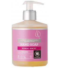 Savon liquide pour les mains anti-bactérien BIO bouleau nordique - 380ml - Urtekram