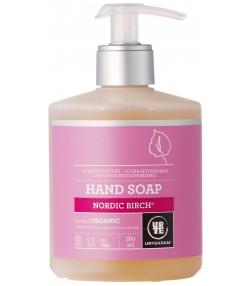 Savon liquide pour les mains ultra-hydratante BIO bouleau nordique - 380ml - Urtekram
