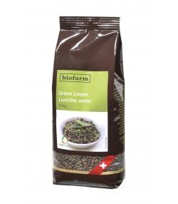 Lentilles vertes BIO – 500g – Biofarm