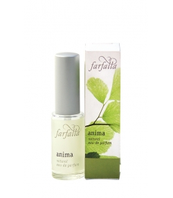Eau de parfum BIO Anima – 10ml – Farfalla