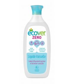 Liquide vaisselle écologique Zero sans parfum & sans colorant - 500ml - Ecover