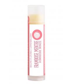 Baume à lèvres Framboise & Menthe - 4ml - Cocooning Nature