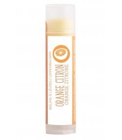 Baume à lèvres Orange & Citron - 4ml - Cocooning Nature
