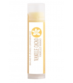 Baume à lèvres Vanille & Cacao - 4ml - Cocooning Nature