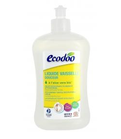 Liquide vaisselle écologique aloe vera & verveine - 500ml - Ecodoo
