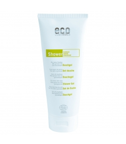 Gel douche stimulant BIO thé vert & grenade - 200ml - Eco Cosmetics
