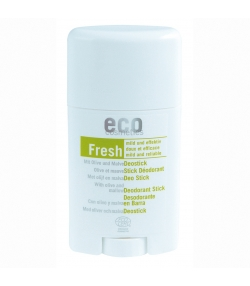 Déodorant stick BIO olive & mauve - 50ml - Eco Cosmetics