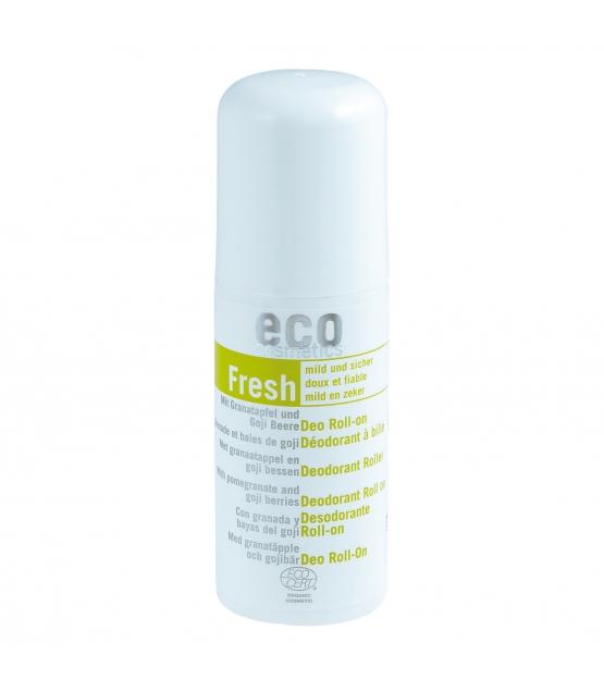 Déodorant à bille BIO grenade & goji - 50ml - Eco Cosmetics