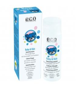 Baby & Kinder BIO-Gesichtscreme Granatapfel & Sanddorn - 50ml - Eco Cosmetics
