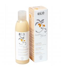 Lait corporel BIO argousier & pêche - 200ml - Eco Cosmetics