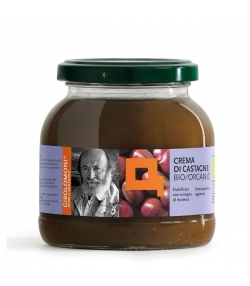 Pâte à tartiner aux marrons BIO - 500g - Girolomoni