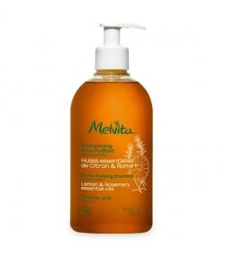 Shampooing doux purifiant BIO citron & romarin – 500ml – Melvita