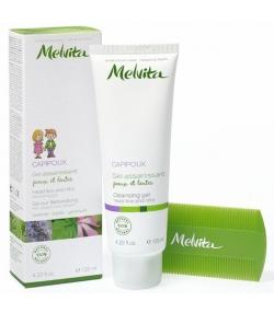 BIO-Gel zur Behandlung bei Lausen & Nissen Lavendel, Basilikum & Geranie - 125ml - Melvita