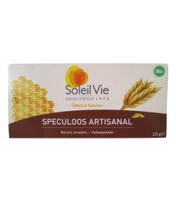 Biscuits speculoos BIO - 225g - Soleil Vie