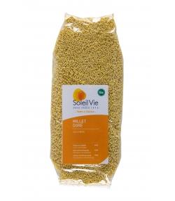 Millet doré BIO - 500g - Soleil Vie