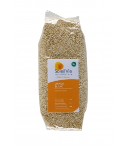 Quinoa blanc BIO - 500g - Soleil Vie