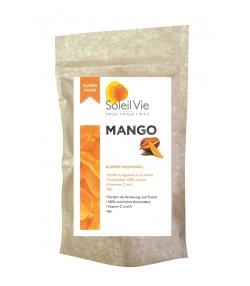 Mangues séchées BIO - 70g - Soleil Vie