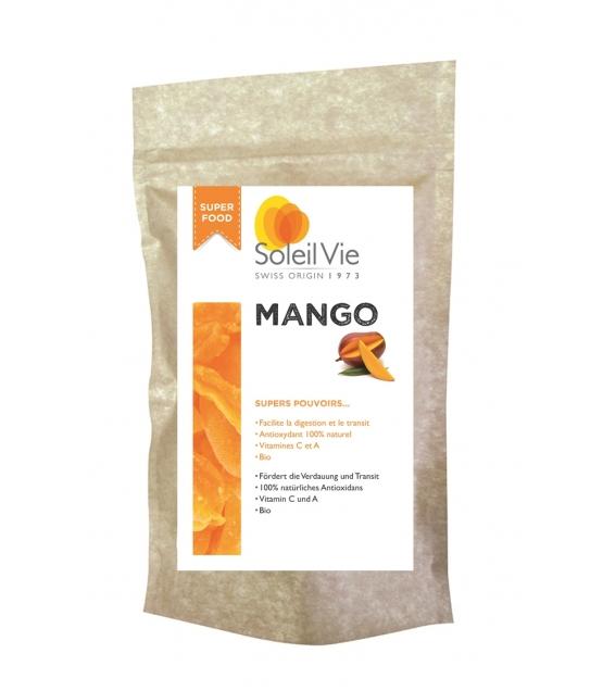 BIO-Mango getrocknet - 70g - Soleil Vie