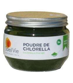 Poudre de chlorella BIO - 120g - Soleil Vie