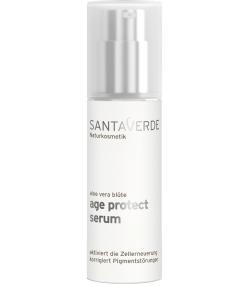 Sérum anti-âge BIO aloe vera - 30ml - Santaverde Age Protect