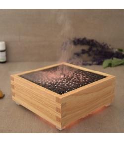 Elektrischer Zerstäuber mit Ultraschall für ätherische Öle - Kaori - Zen Arôme