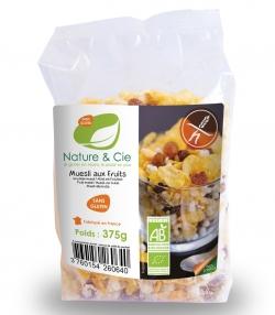 Muesli aux fruits BIO - 375g - Nature&Cie