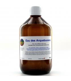 Natürliches Arquebusade Wasser 75 Pflanzen - 500ml - D&A Laboratoire