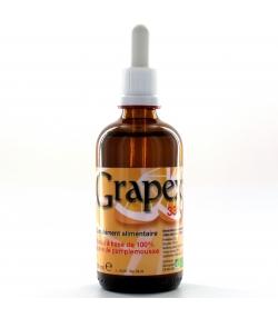 Grapex 33% extrait de pépins de pamplemousse - 100ml - D&A Laboratoire