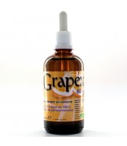 Grapex 60% extrait de pépins de pamplemousse - 100ml - D&A Laboratoire