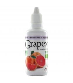 Grapex 77,9% extrait de pépins de pamplemousse - 50ml - D&A Laboratoire