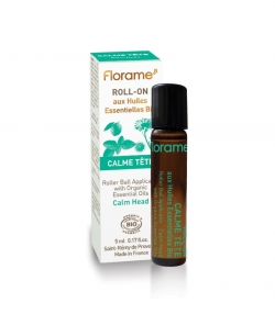 Roll-on BIO calme-tête - 5ml - Florame