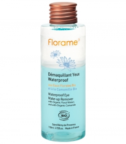 Démaquillant yeux waterproof BIO camomille - 110ml - Florame