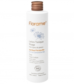 Lotion tonique visage BIO camomille - 200ml - Florame