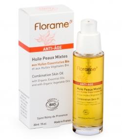 BIO-Anti Age Öl Mischhaut - 30ml - Florame