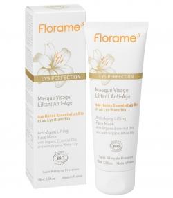 Masque visage liftant anti-âge BIO lys blanc - 75ml - Florame
